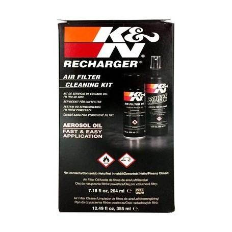 Kit KN nettoyage filtre à air
