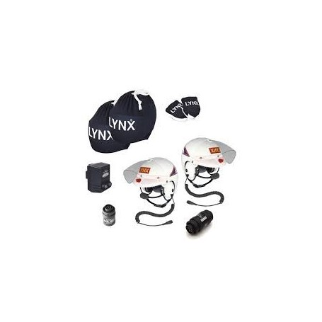 Lynx Pack Duo headsets G3 / Casques