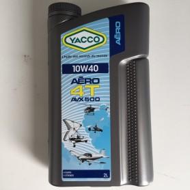 Huile YACCO AVX 500 10W40