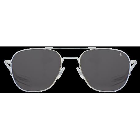 Lunettes de Soleil Original Pilot Silver - American Optical